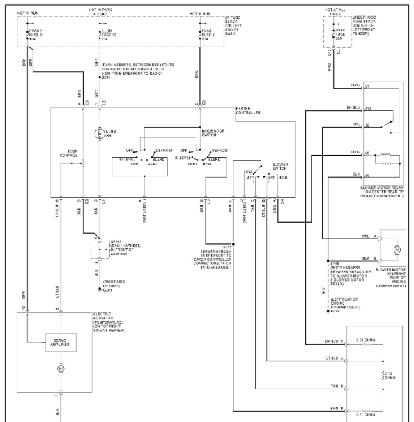 image of mitchell 1 diy online manual wiring diargram
