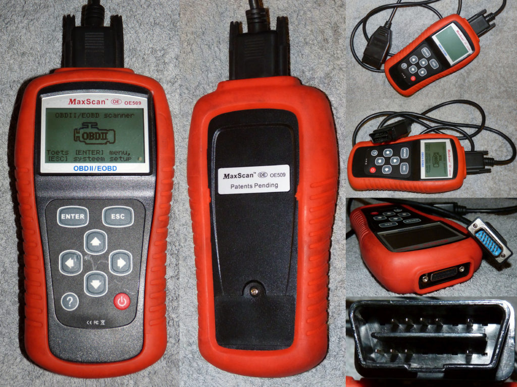 image of obd scan tools