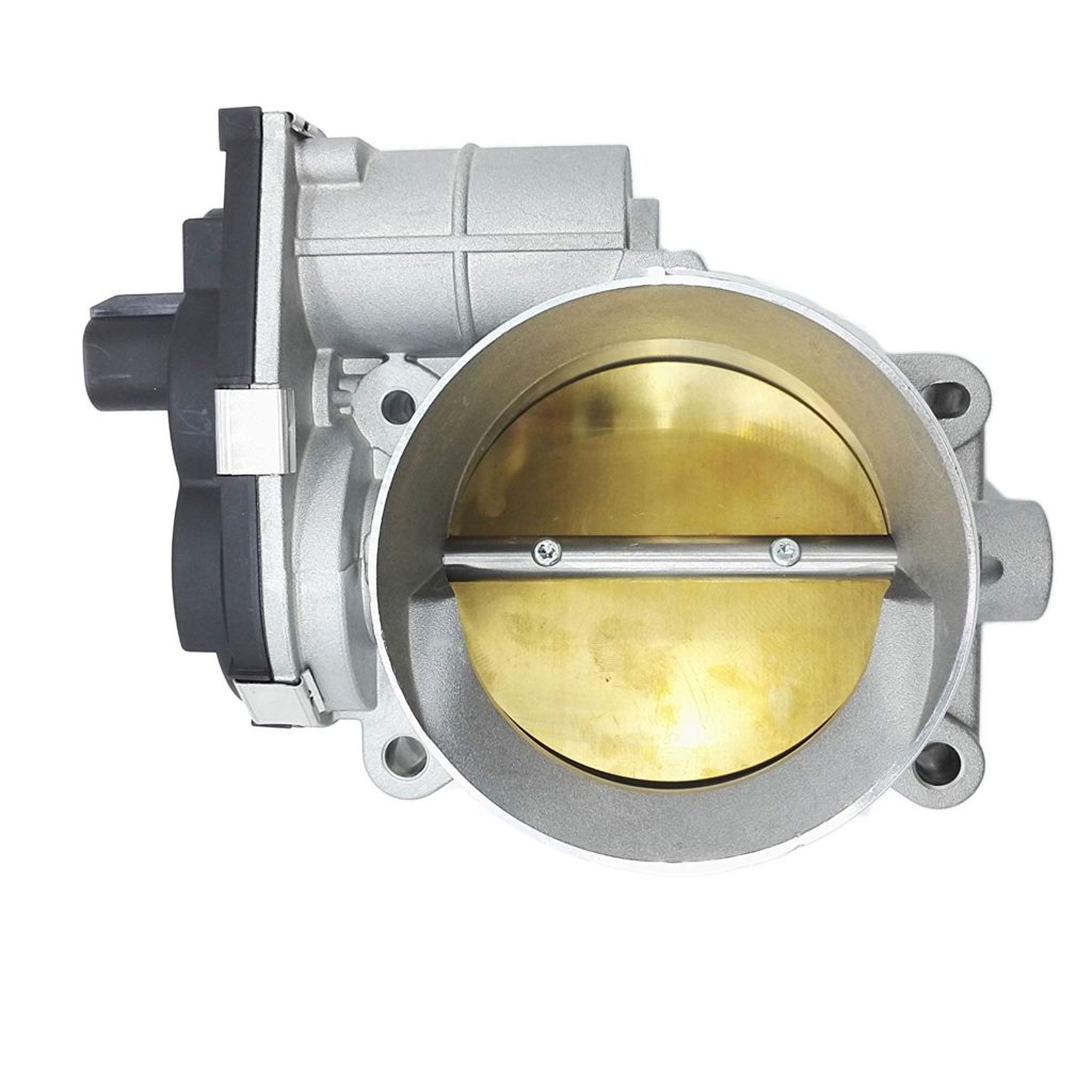 image of electronic throttle body