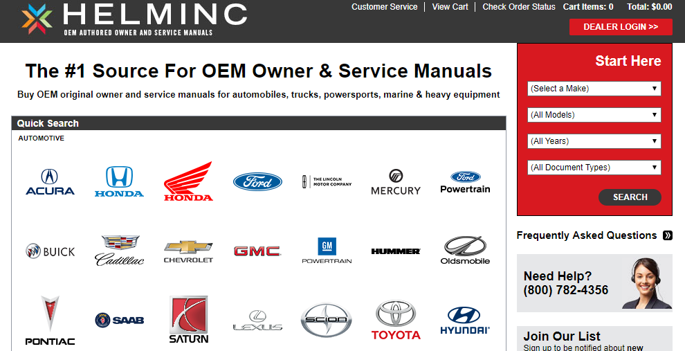 image of find car owners manual