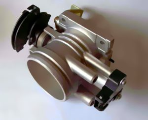 image of throttle body